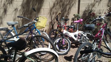 Backyard Bikes