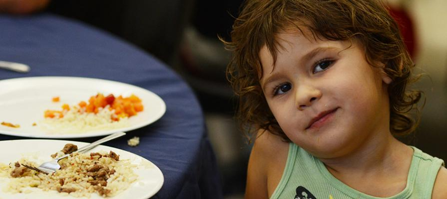 Help St. Vincent de Paul Serve More Meals