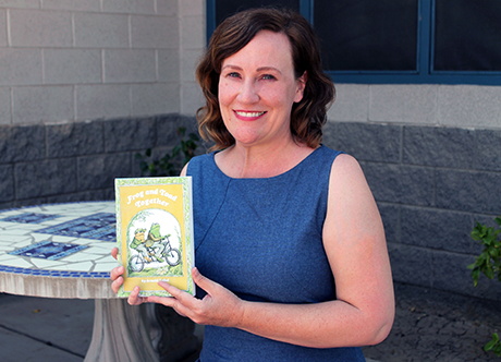 Kara Beer SVdP National Read a Book Day