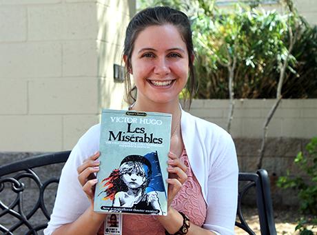 Lori Fusak SVdP National Read a Book Day