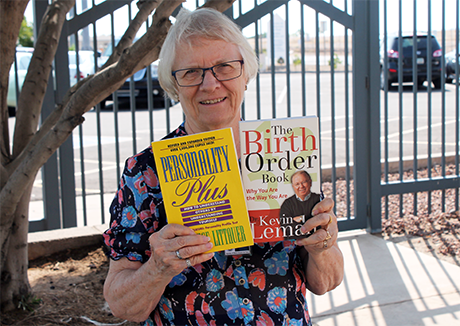 Nancy Sayers SVdP National Read a Book Day