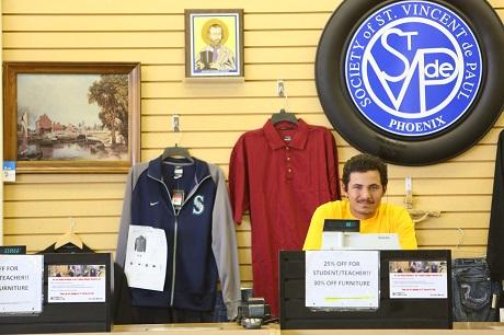 SVdP Thrift Stores