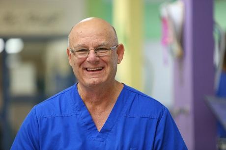 Dr. Ken Snyder, SVdP Dental Director
