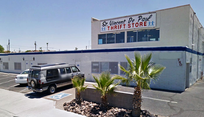 Thrift Store In Bullhead City Thrift The Society Of St Vdep