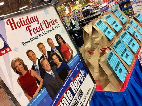 Fox 10 Holiday Food Drive
